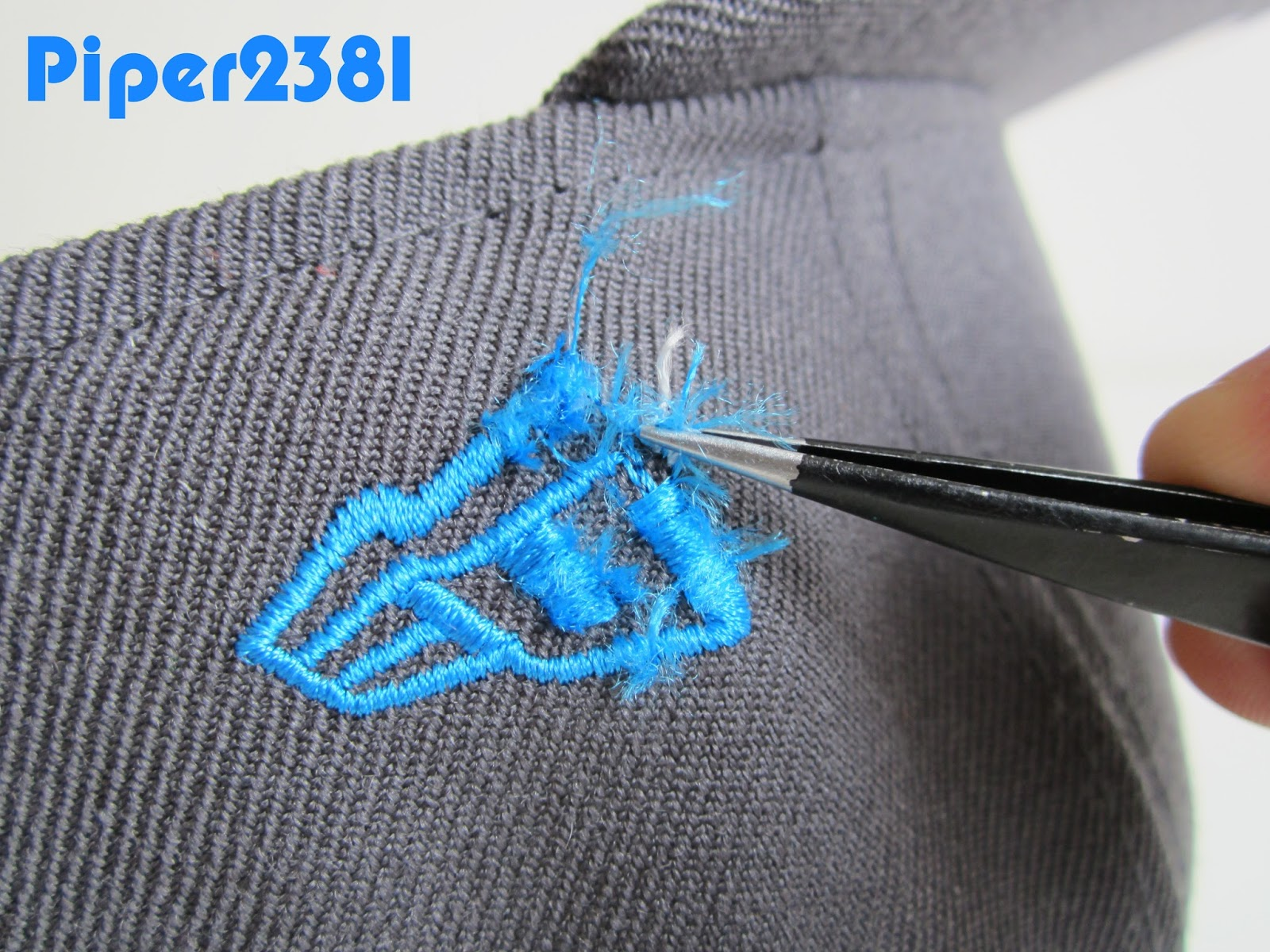 Piper2381  Removing the New Era Logo 6c5be3d52c9