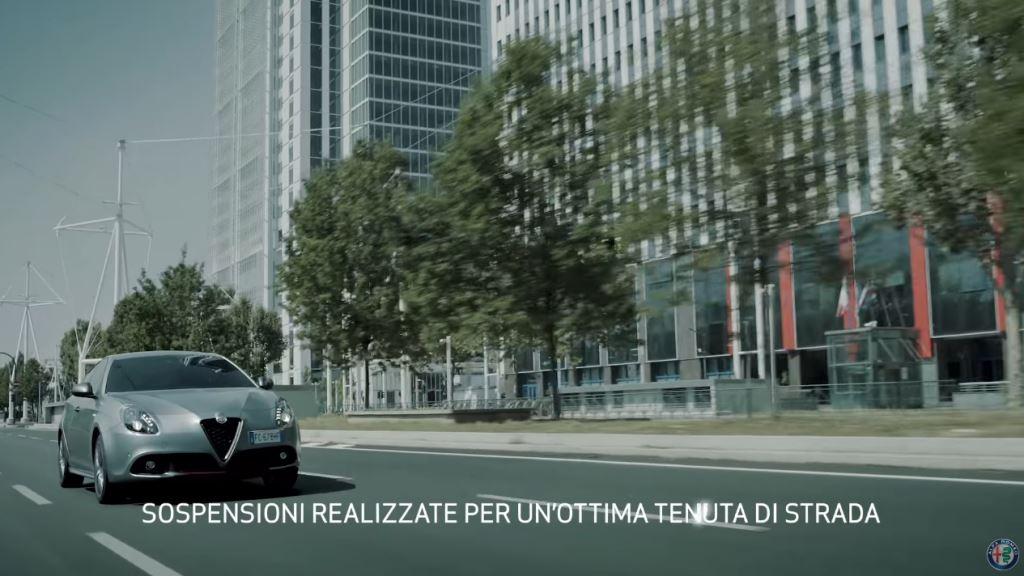 Nuova pubblicità Alfa Romeo Giulietta Restyling 2016 con musica rock - Ottobre