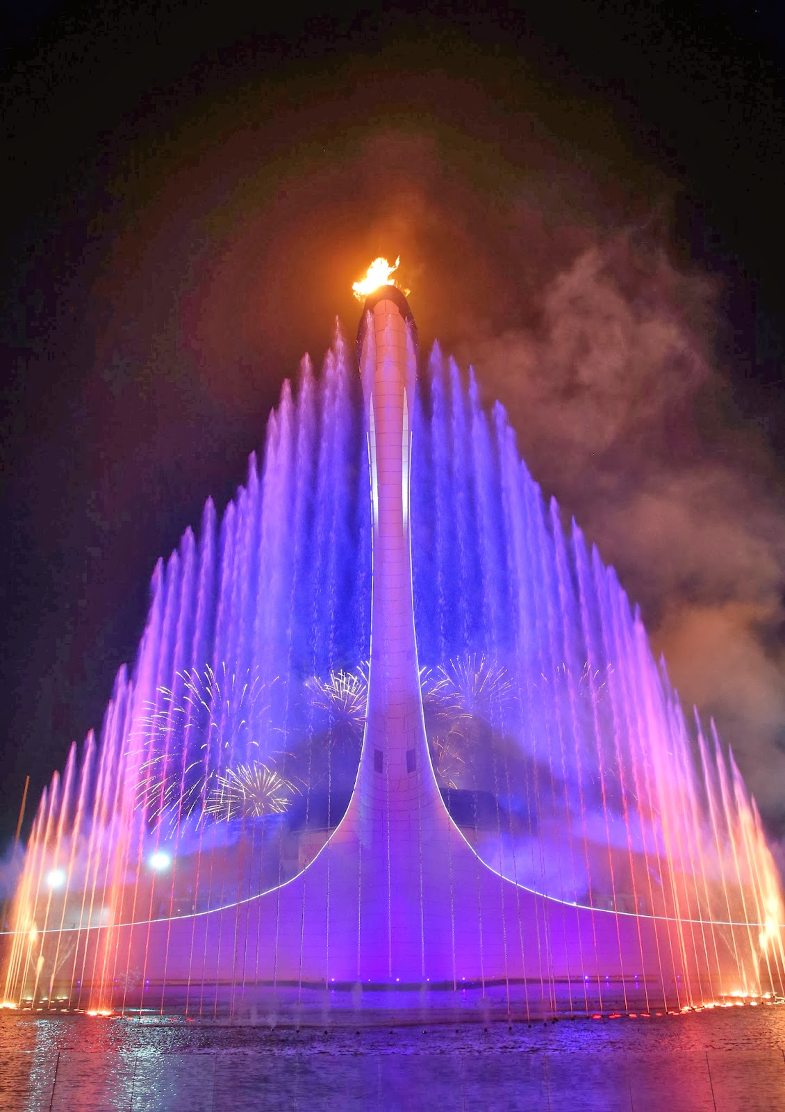 Sochi Olympics Opening Ceremony Of The Sochi Winter