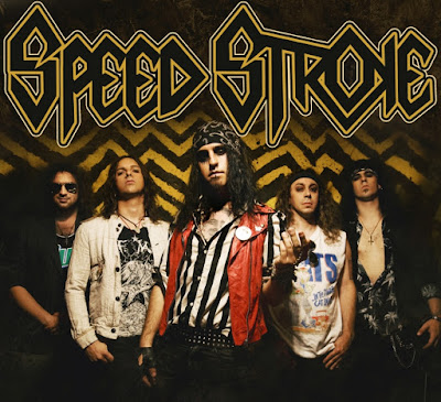 "From Italy Music Scene: Speed Stroke Announces New Album ""Scene of The Crime"""
