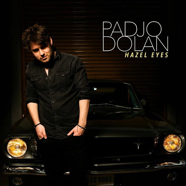 "SONG OF THE DAY: Irish SINGER /SONGWRITER PADJO DOLAN RELEASES ""HAZEL EYES"""