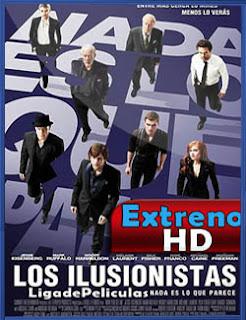 Now you see me  (Ahora me ves ) (2013) | 3gp/Mp4/DVDRip Latino HD Mega