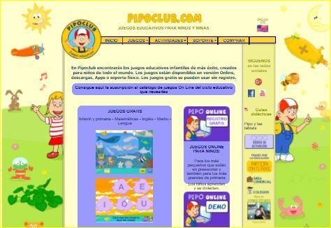 Jugando Y Aprendiendo Juntos 3 Juegos De Pipo Para Niños De 0 A 3 Años