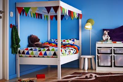 Tips Yang Baik Dalam Mendesain Interior Kamar Untuk Anak