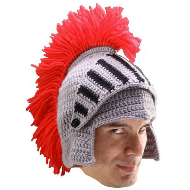 Şövalye Örgü Bere Şapka Yapımı