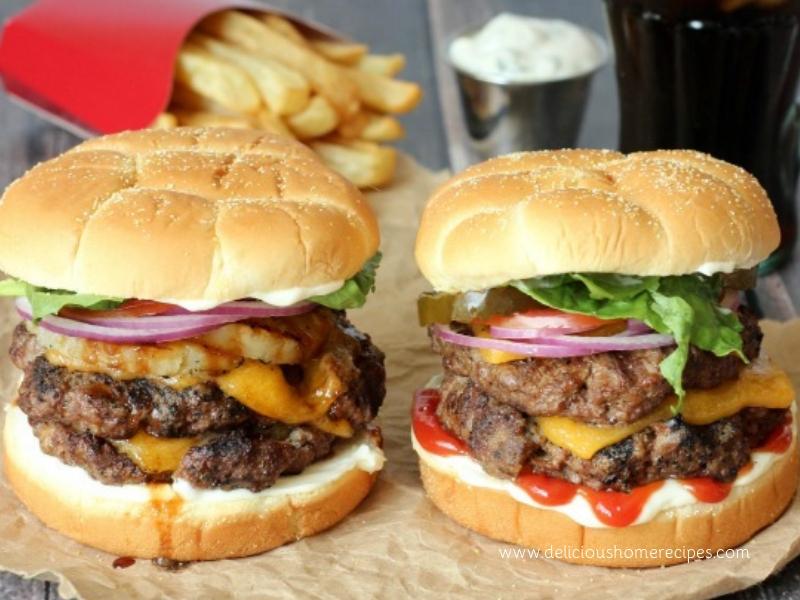 Hamburger Recipe & Burger Tips