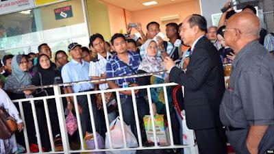 Pemerintah Bersiap Karantina 21 Ribu TKI yang Kembali dari Malaysia