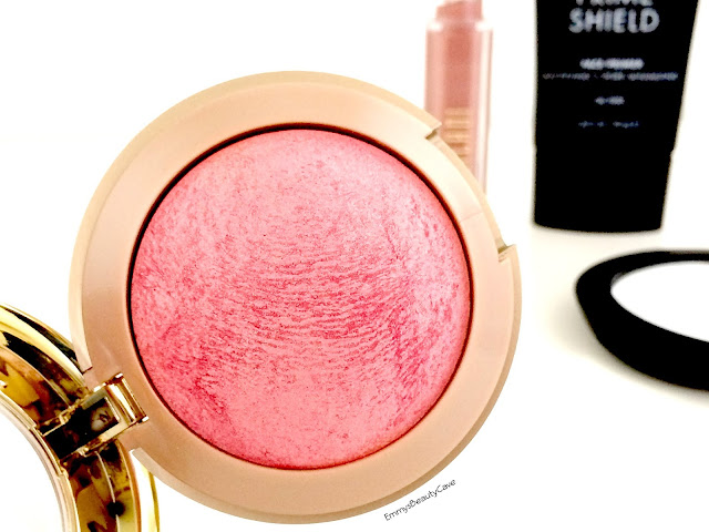 Milani Baked Blush Dolce Pink Review