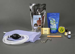 coffee enema kit