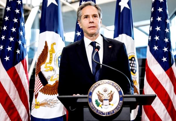 Anthony Blinken US Secretary of State