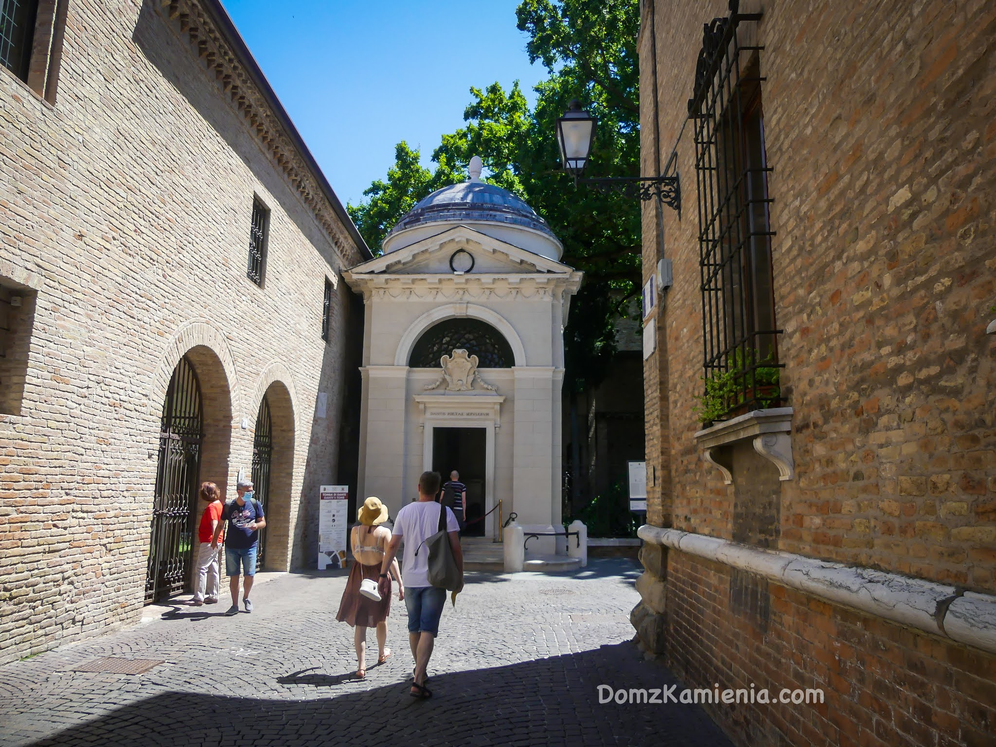 Ravenna Dom z Kamienia