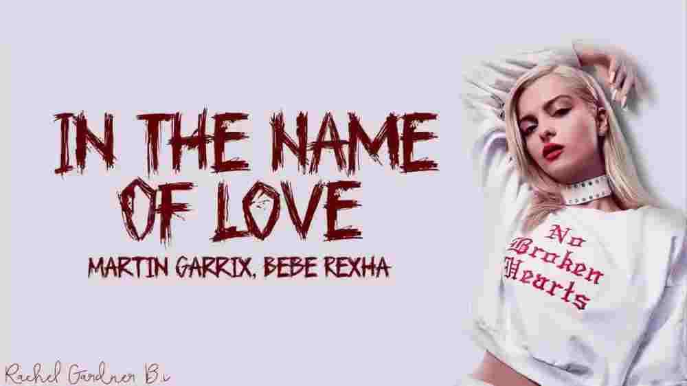 In The Name Of Love Lyrics