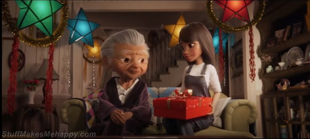 Disney Unveils Touching Christmas Short Film About The Importance Of Family