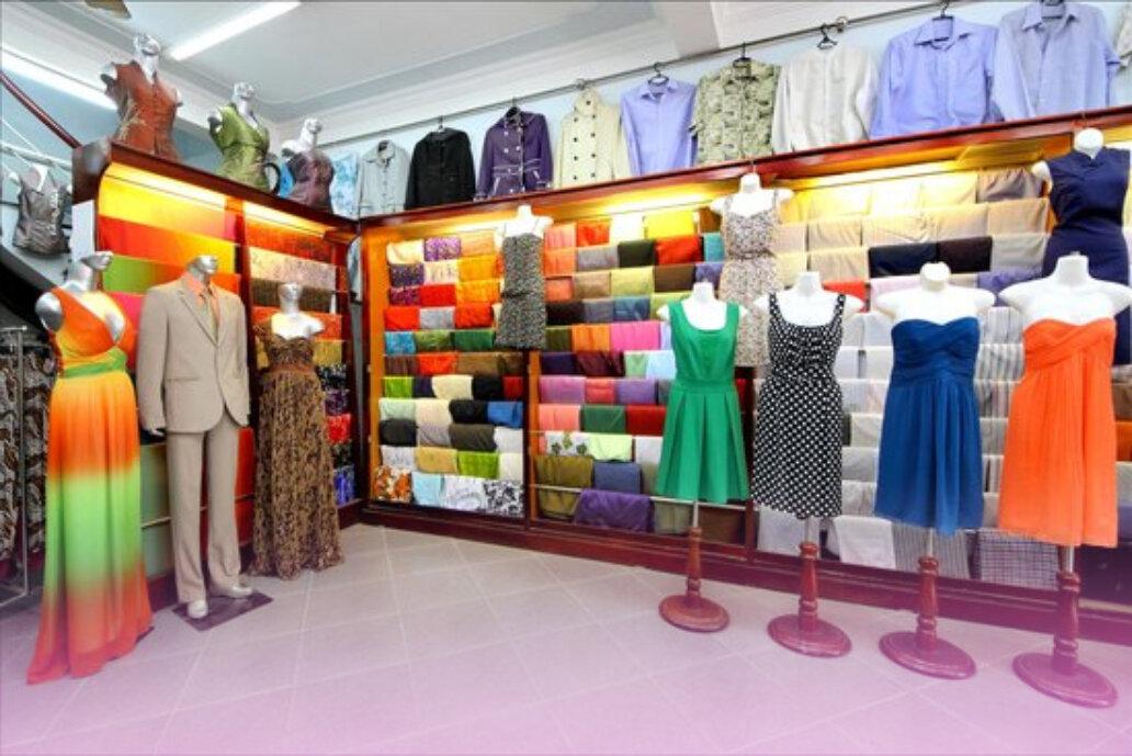 Fashion world online shopping
