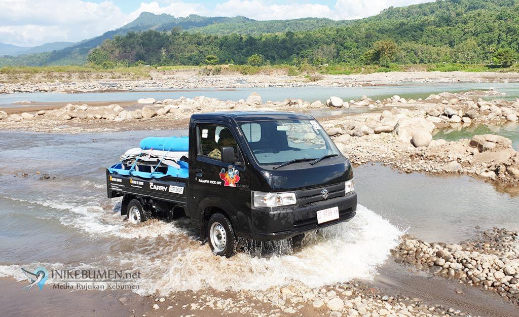 New Carry Pick Up, Dongkrak Penjualan Suzuki Hingga 56,8 Persen