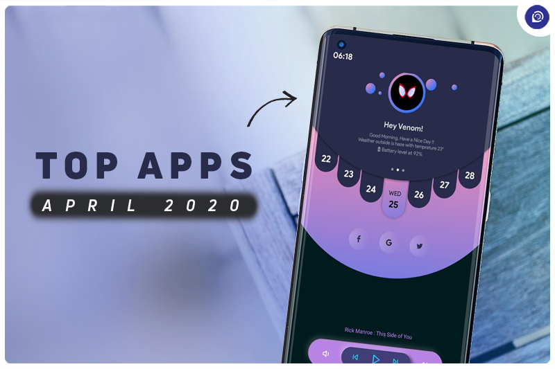 Top 10 Best Android Apps - April 2020