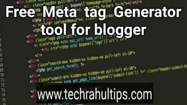 Meta tag Generator tool,HTML meta tag maker,Meta description generator WordPress,Meta tag Generator for Wix,Social meta tags generator,Meta tag Generator Tool For Blogger my Blogger Tricks,Meta tags blogger,Meta description Writer tool,Meta tag Generator tool for blogger.