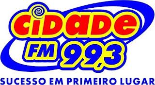 Rádio Cidade Tropical FM 99,3 de Manaus AM