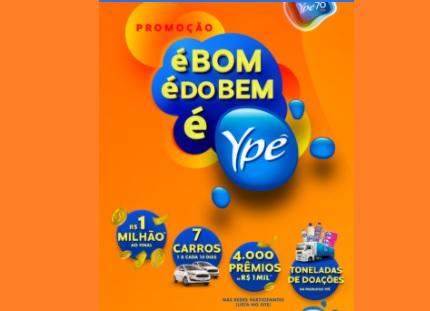 Cadastrar Promoção YPÊ 2020 É Bom É do Bem é Ypê 5 Milhões Prêmios - Aniversário 70 Anos