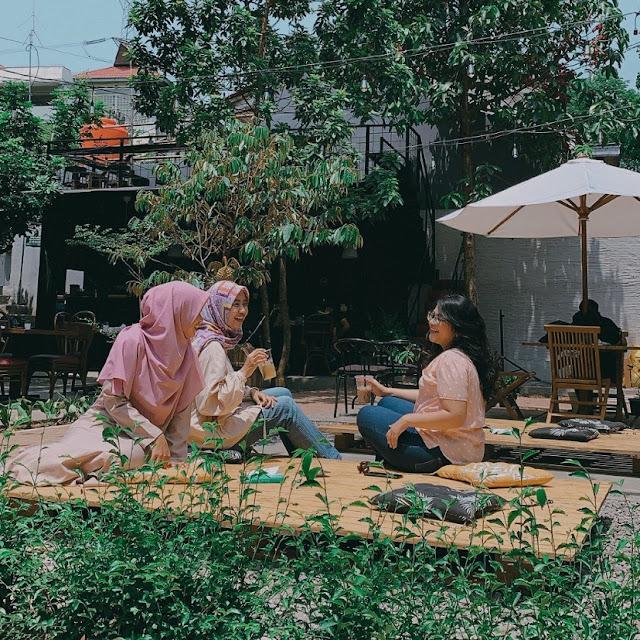 Tepi Bambu Cafe Depok Jawa Barat