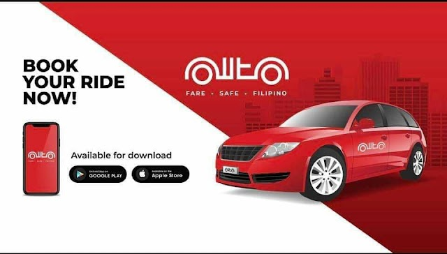 Introducing a Filipino Ride Sharing App - OWTO