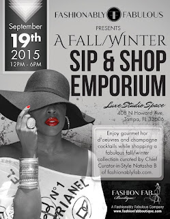 Fashion Fab Boutique Shopping Event