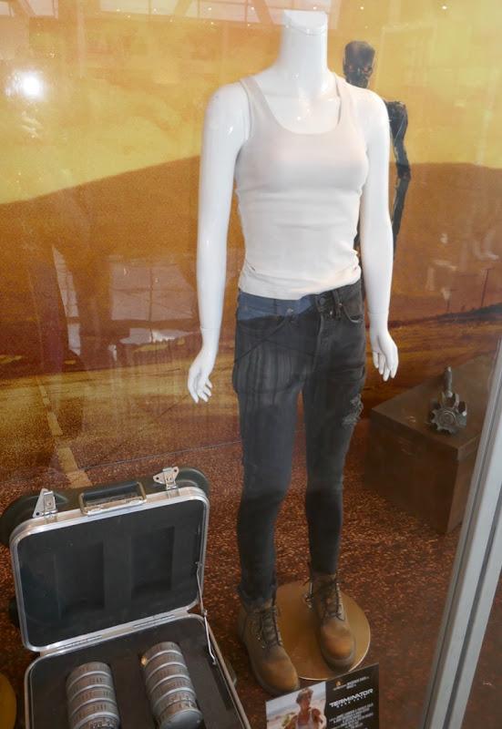 Mackenzie Davis Terminator Dark Fate Grace film costume
