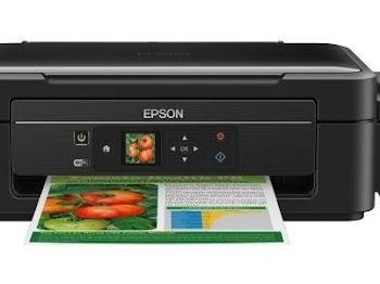 Cara Reset dan Download Resetter - Epson L445