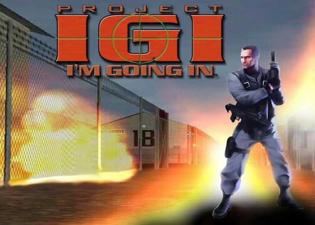 project IGI 1 i am going in screenshots