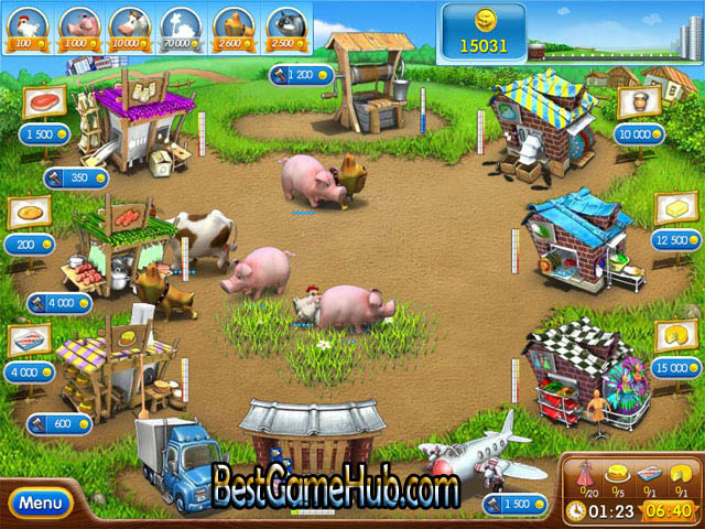 Farm Frenzy 2 PC Repack Game Free Download