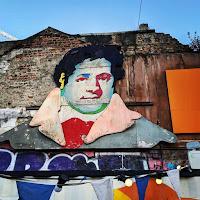 Dublin Photos: Bernard Shaw pub street art