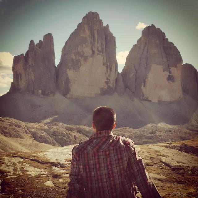 montagna di viaggi