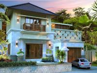 10 Contoh Model Rumah Sederhana Tapi Indah Di Desa
