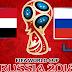 بث مباشر لمباراة روسيا Vs مصر - كأس العالم 2018 - 16/06/2018