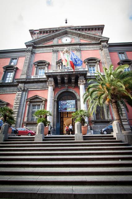 Museo archeologico nazionale-MAN-Napoli