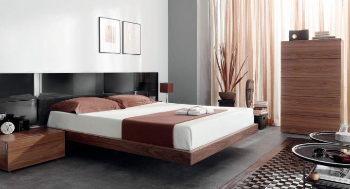 Marzua camas flotantes for Camas con cajones debajo