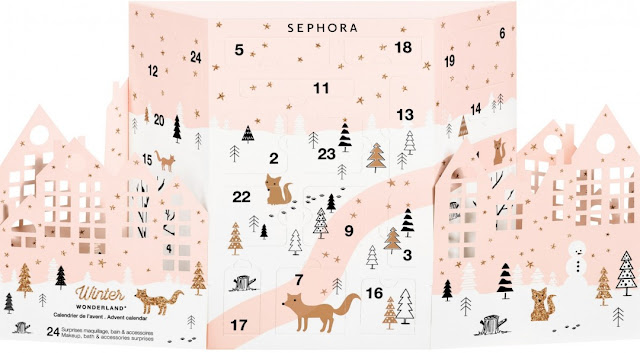 Wonderland Sephora Calendar Advent Winter