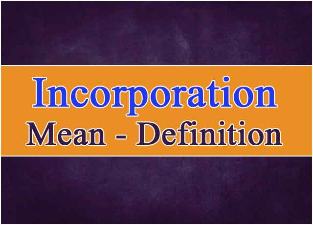 What is Inspiring Incorporation 100%