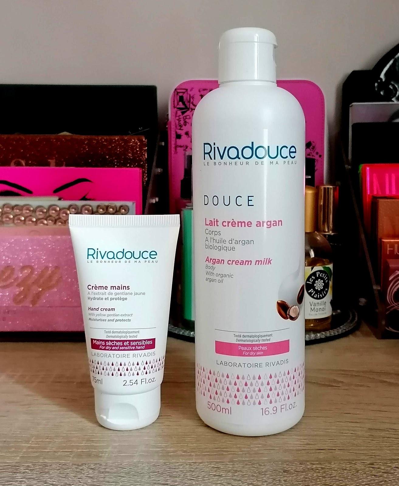 Découverte de RIVADOUCE, des produits made in France doux pour la peau