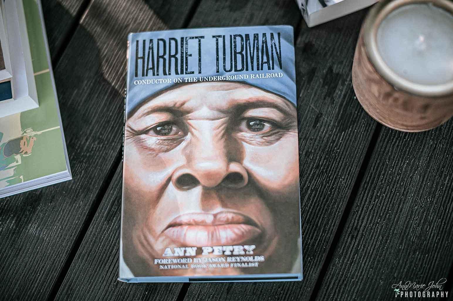 Juneteenth Books - Harriet Tubman Conductor on the Underground Railroad