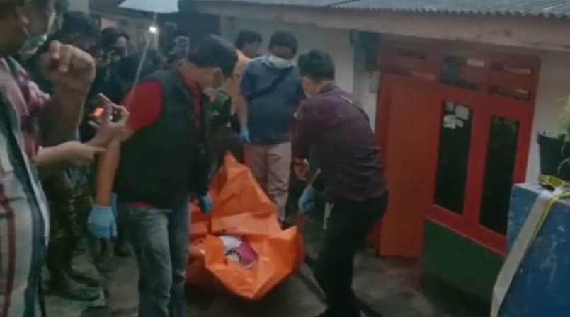 Warga Sribasuki Digegerkan Temuan Mayat Membusuk Dalam Rumah