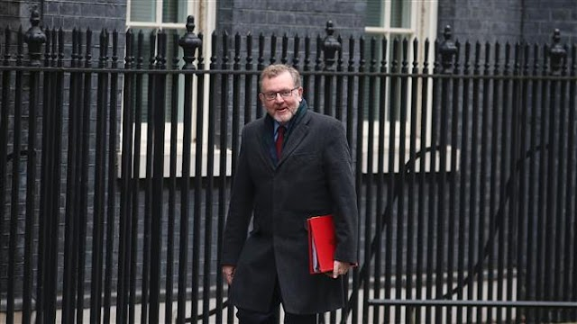 Scottish independence referendum not legal in 2018/19: British Scotland Secretary David Mundell