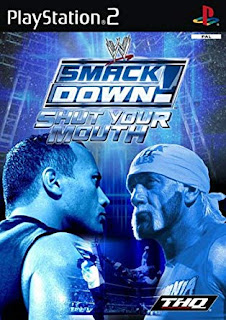 WWF Smackdown - Shut Your Mouth PlayStation 2 Review