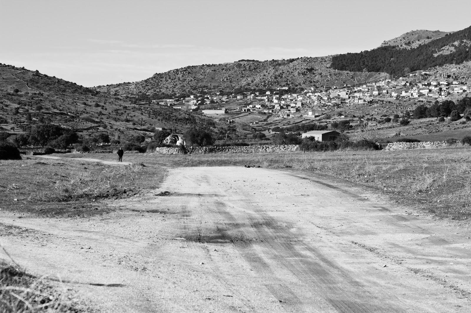 Camino, El Barraco, Avila 2013