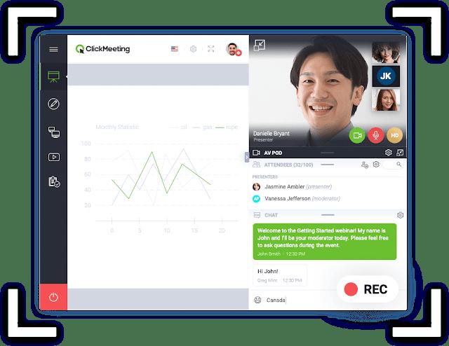 تطبيق Click Meeting - تطبيق GoToMeeting - تطبيق Hangout - تطبيق Zoom - تقنيات مساندة للتعليم الإلكتروني نعرض لكم في هذا الموضوع منصات توفر صفوف افتراضية للاجتماع عن بعد - موقع دروس4يو Dros4U