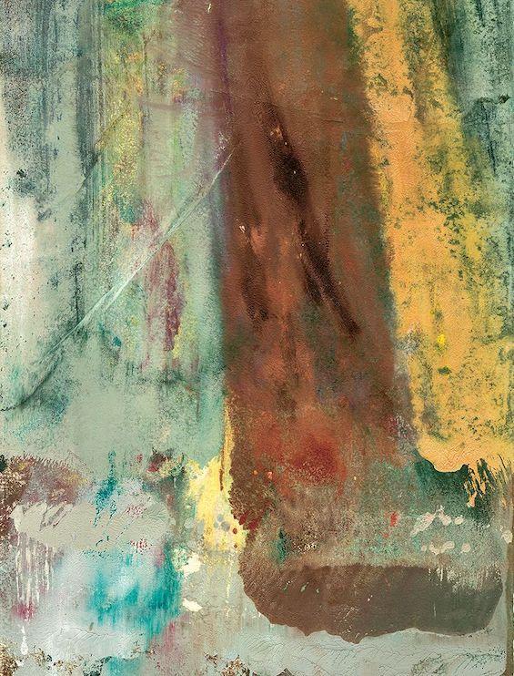 Maja Lisa Engelhardt: Opstandelseslyset (monotypi)
