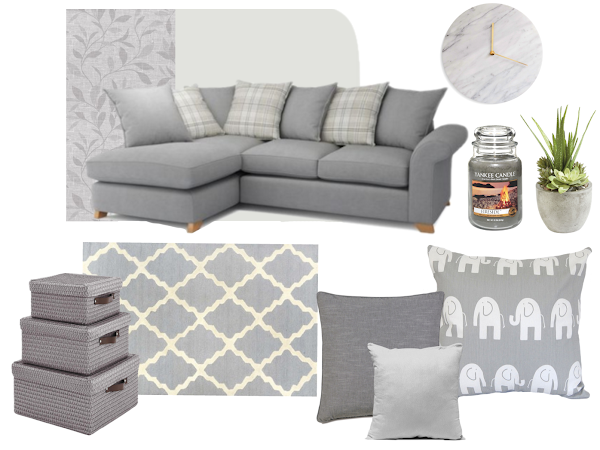 Decorating Your Home in Glamorous Grey