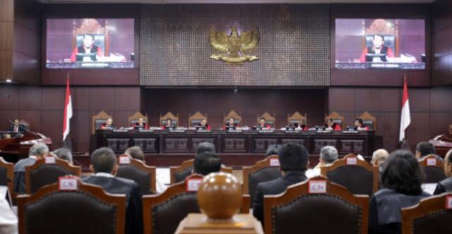 KPU Minta MK Tolak Gugatan Perbaikan Prabowo