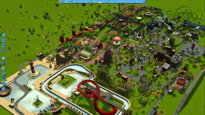 Roller Coaster Tycoon 3 Platinum PATCH Full Free DOWNLOAD