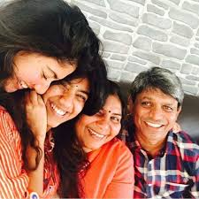 Sai Pallavi Family Husband Parents children's Marriage Photos